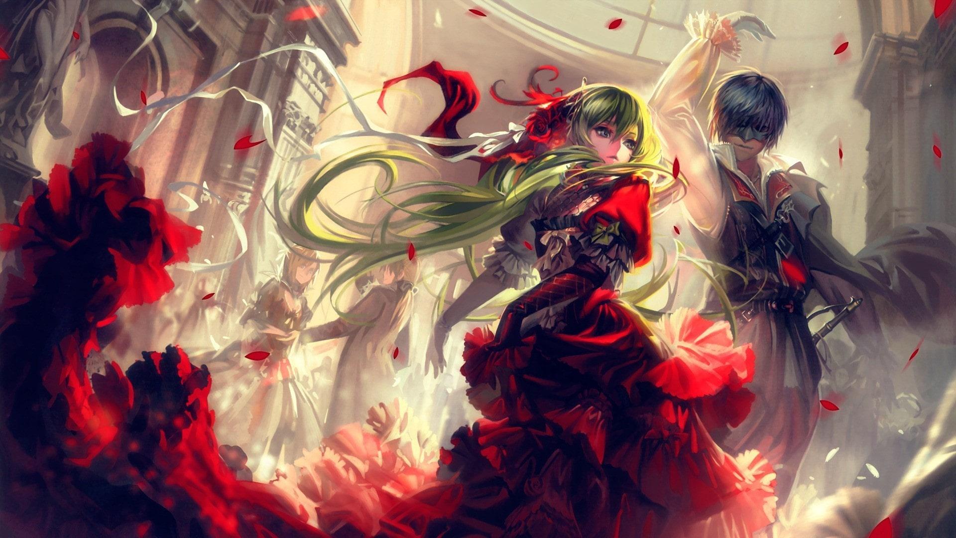 Hình nền đẹp anime