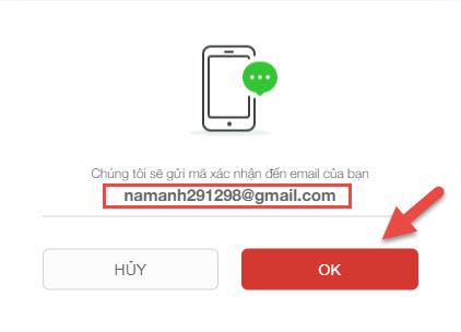 Hướng dẫn lấy lại lại mật khẩu bằng Email khi quên mật khẩu Garena - Ảnh 6