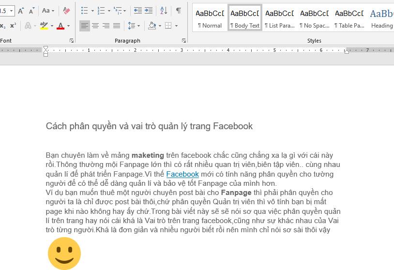 5 Cách chuyển PDF sang Word không lỗi Font chữ tốt nhất 2020
