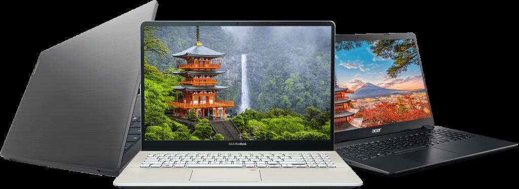 laptop i3 - Ưu đãi khi mua laptop Lenovo, Asus, Acer - Ben Computer