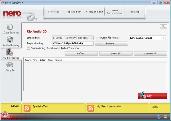 Nero - Phần mềm ghi đĩa CD, DVD chuyên nghiệp, tốc độ cao, chất lượng