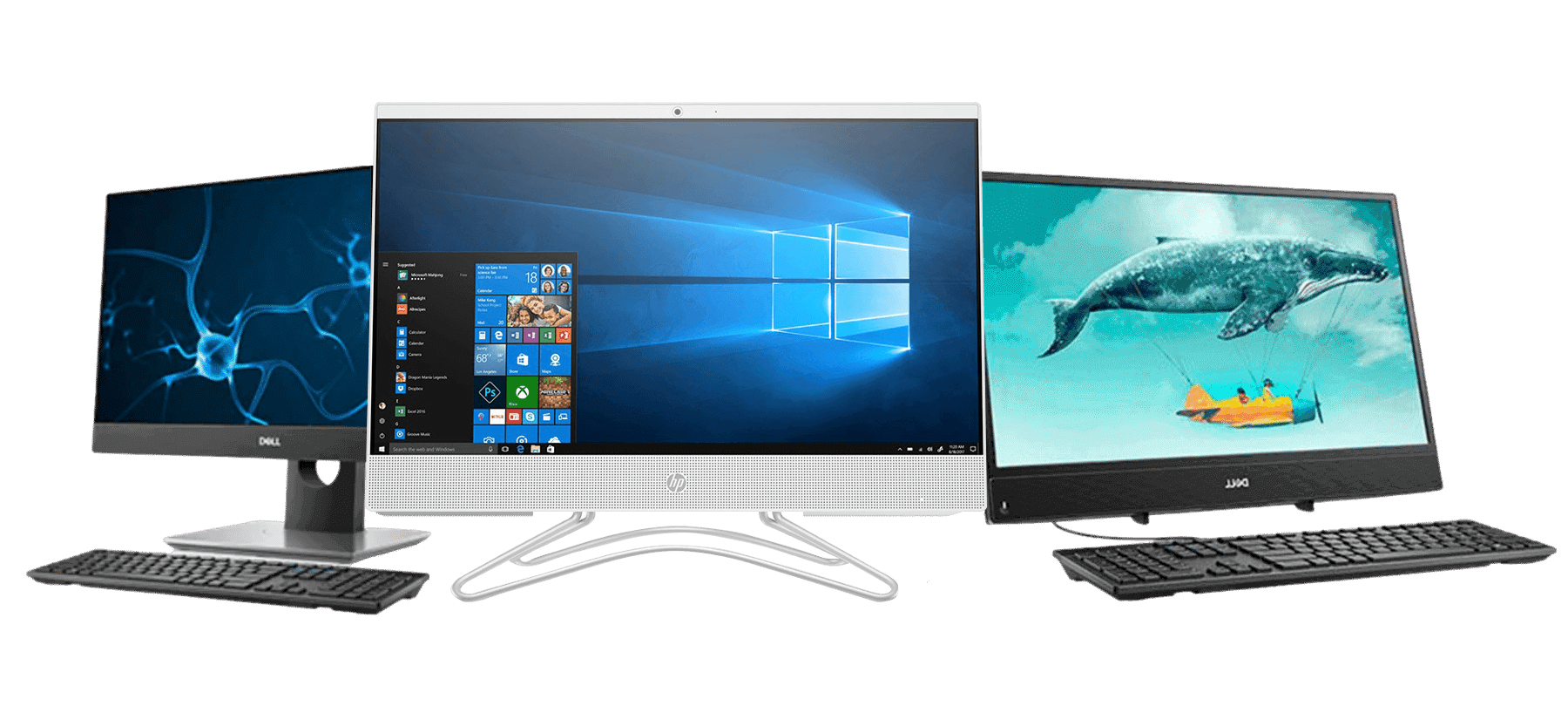 thay 1 - Mua Máy tính All in one, PC AIO Giá rẻ, Chính hãng - Ben Computer