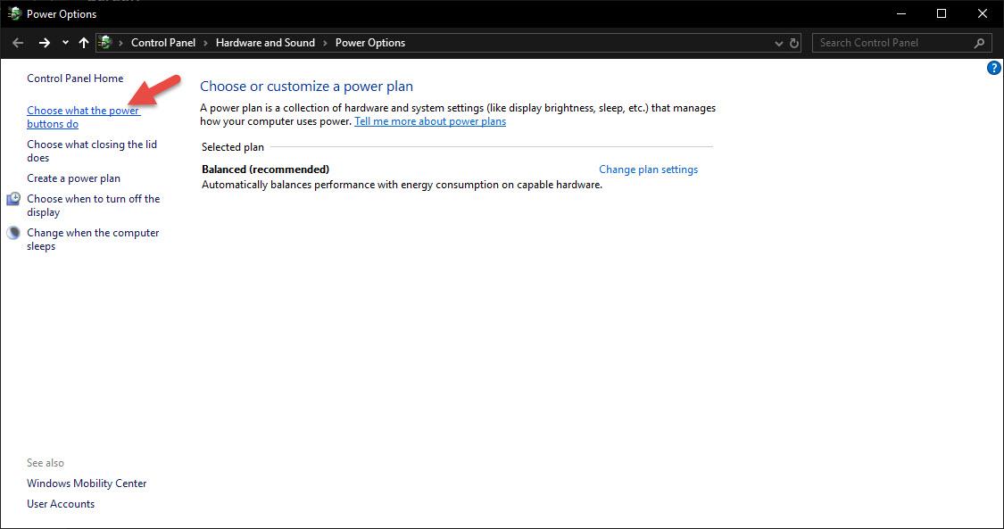 Vô hiệu hóa tính năng Fast Startup trên Windows 8, 8.1 và 10 - Ảnh 3