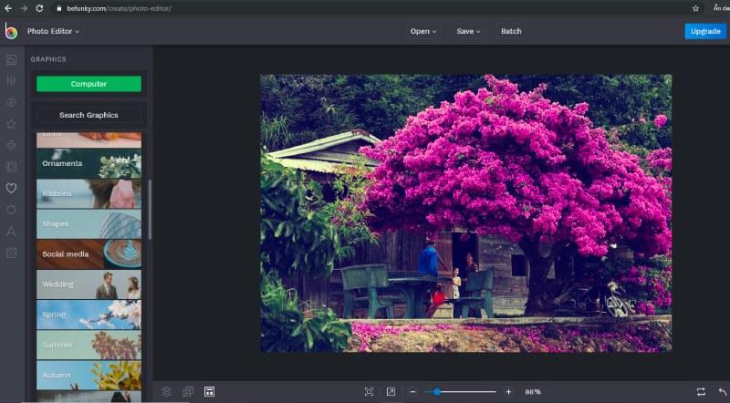 Be funky - Phần mềm thiết kế Banner tuyệt đẹp