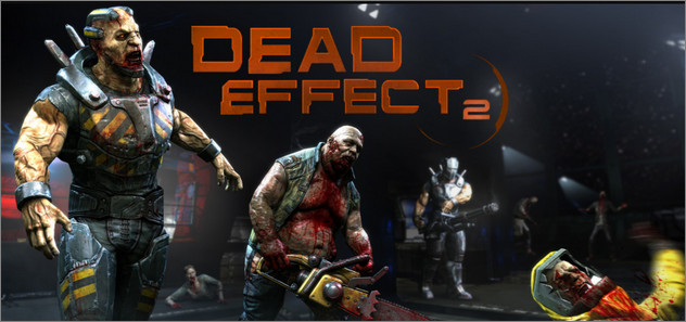 Game Zombie - Dead Effect 2