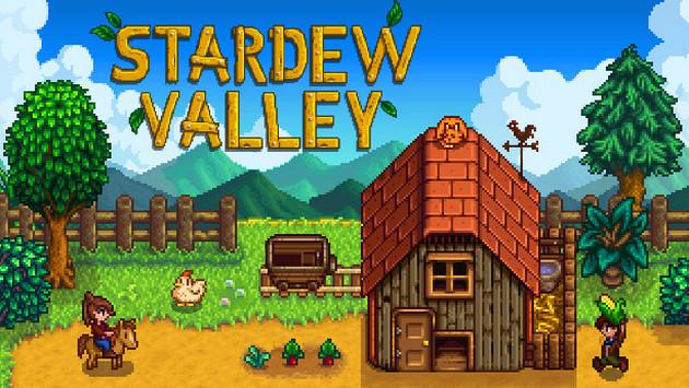 Game nông trại Stardew Valley