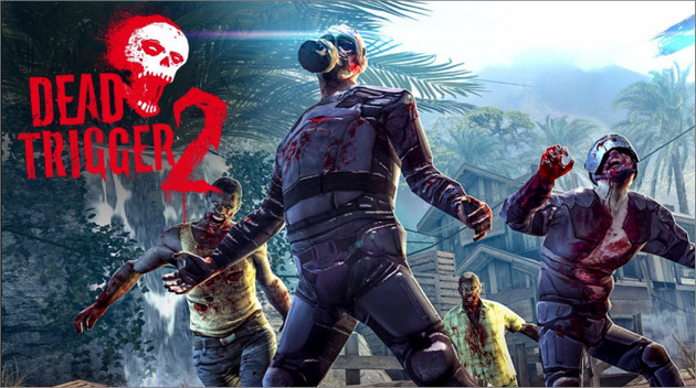 Game Zombie - Dead Trigger 2