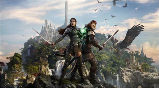 Game MMORPG PC - Neverwinter