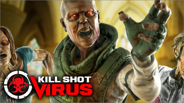 Game - Zombie - Kill Shot Virus