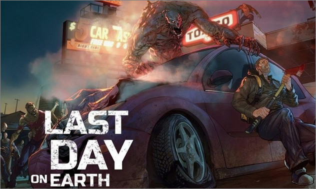 Game Zombie - Last Day on Earth: Survival
