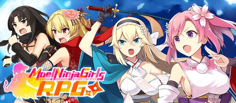 Game Anime Ninja Girls
