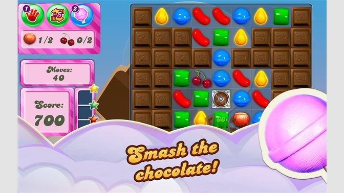 Game Candy Crush Saga - Game trí tuệ xếp kẹo vui nhộn