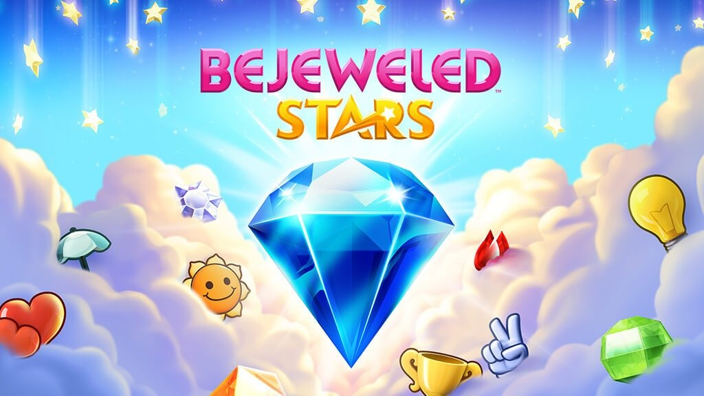 Bejeweled Stars – game kim cương kinh điển