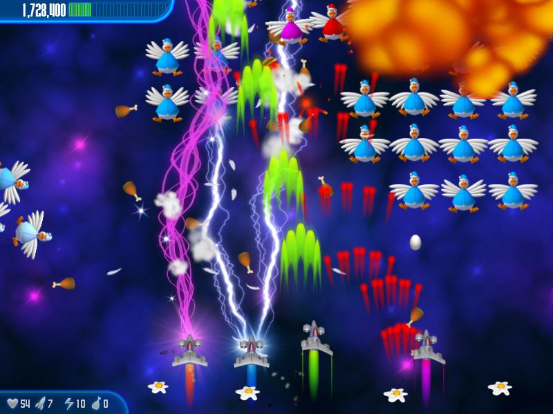 Chicken Invaders 3 - Game bắn gà hấp dẫn
