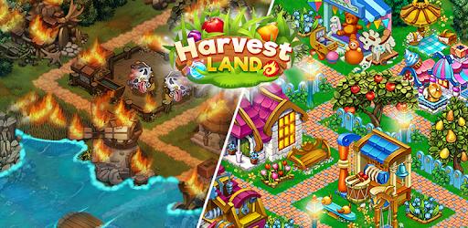 Game nông trại Harvest Land cũng đang thu hút được sự quan tâm của rất nhiều người