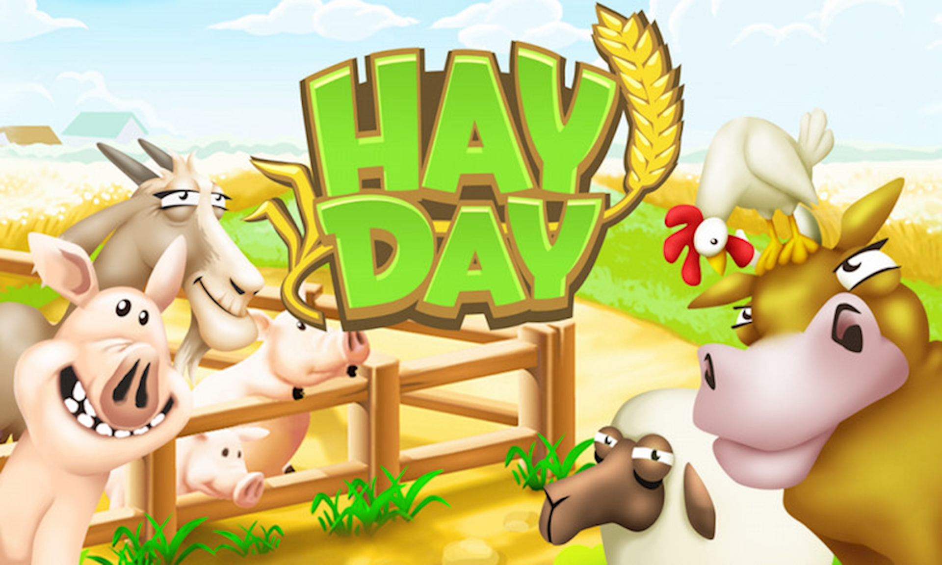 Trở thành một ông chủ trang trại chính hiệu khi tham gia vào game nông trại vui vẻ Hayday