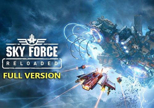 Sky Force Reloaded - Game bắn gà hot nhất trên điện thoại