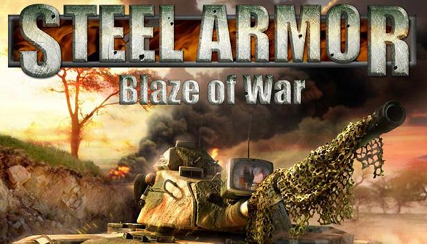 Game bắn xe tăng cổ điển miễn phí Steel Armor Blaze of War