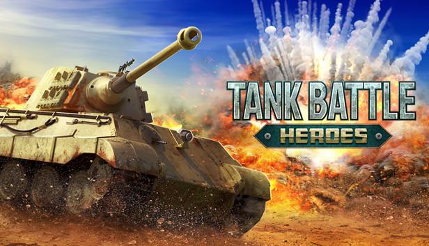 Game xe tăng Tank Battle Heroes
