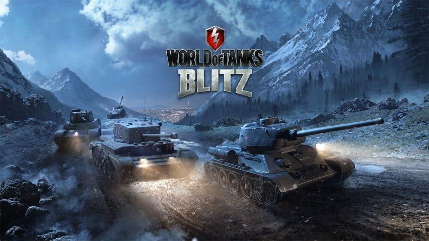 Game xe tăng World of Tanks Blitz