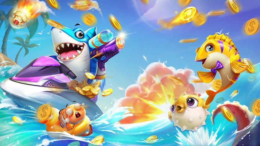 Bắn cá ăn xu Cá 69 – game đổi tiền thưởng hấp dẫn