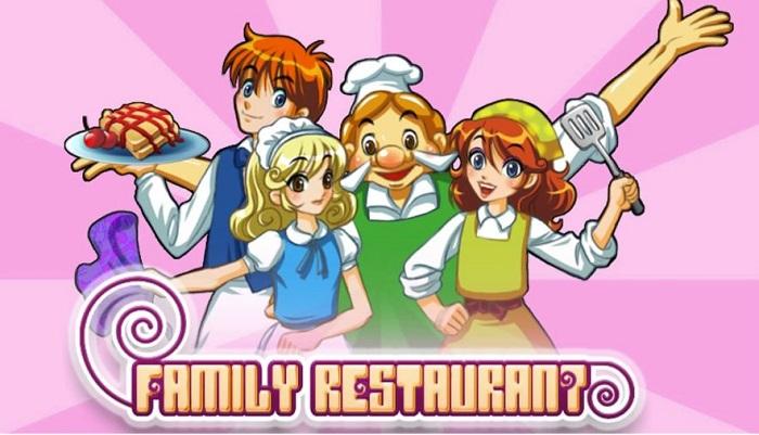 Nếu bạn đam mê kinh doanh và nấu ăn thì Family Restaurant sẽ là tựa game phù hợp cho bạn