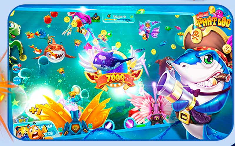 Game bắn cá phát lộc – game bắn cá đổi thưởng siêu tốc
