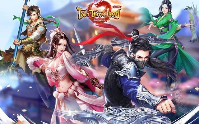 Game Tân Thiên Long cũng là một trong những game kiếm hiệp vô cùng được ưa chuộng