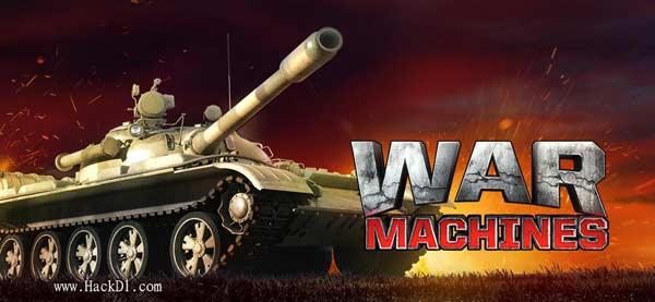 Game xe tăng War Machines