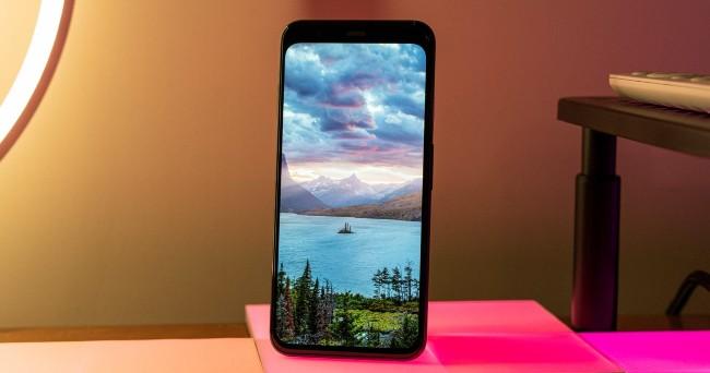 Cài đặt hình nền cho điện thoại Android