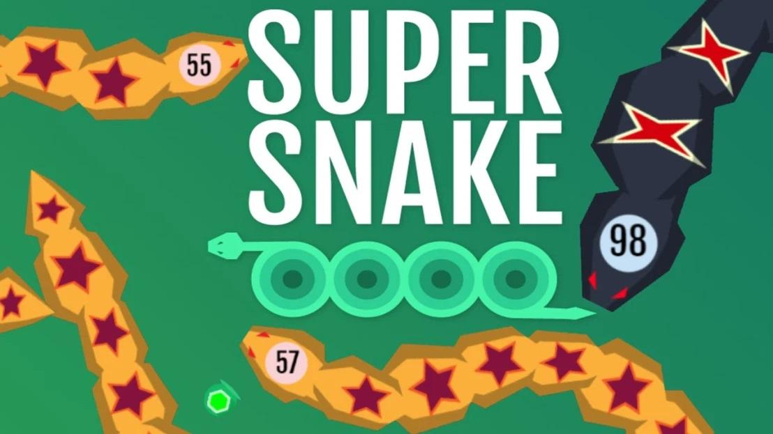 Game rắn săn mồi Supersnake.io