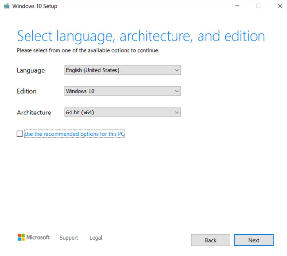 Tạo USB Bootable Windows 10 - Ảnh 2