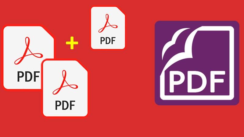 Ghép file PDF online với SmallPDF