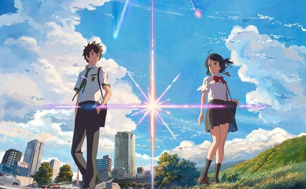 Anime tình cảm - Your Name