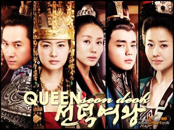 Phim cổ trang Hàn Quốc - Nữ hoàng Seon Deok