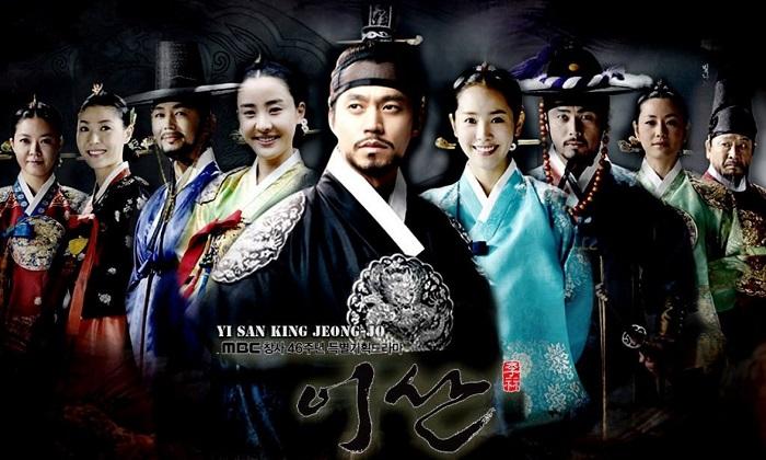 Phim cổ trang Hàn Quốc - Lee San – Triều đại Chosun