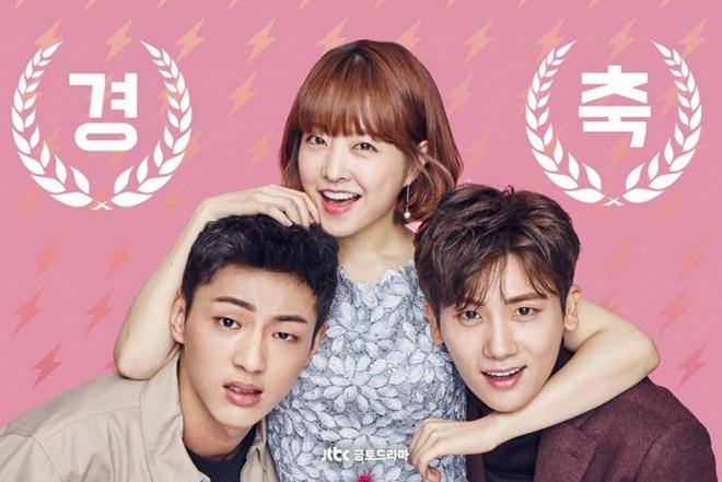 Phim hài Hàn Quốc cười vỡ bụng