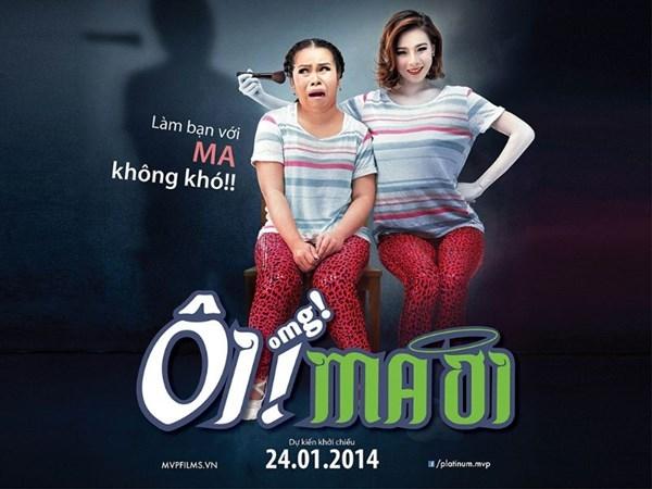 Phim Ma kinh dị bùa ngải Thái Lan - Ôi Ma Ơi