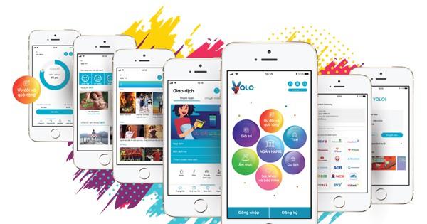 Ứng dụng Yolo của VP Bank