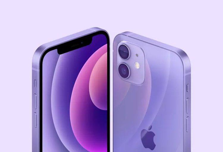 iPhone 13 màu tím